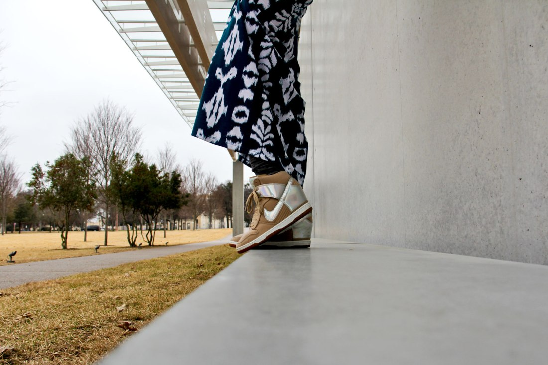 The Kimbell - for the love of nike