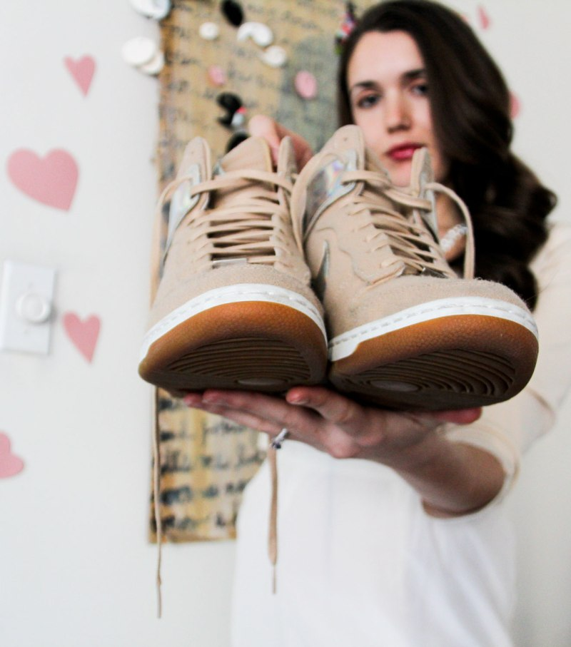 for the love of nike - engagement party