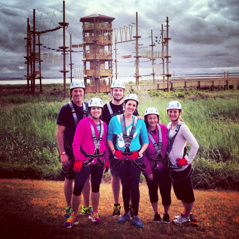 Outer Banks Zipline Course