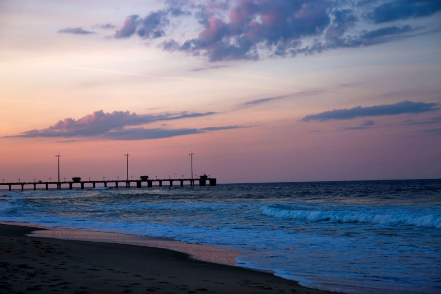 Outer Banks and Middleton Fingers