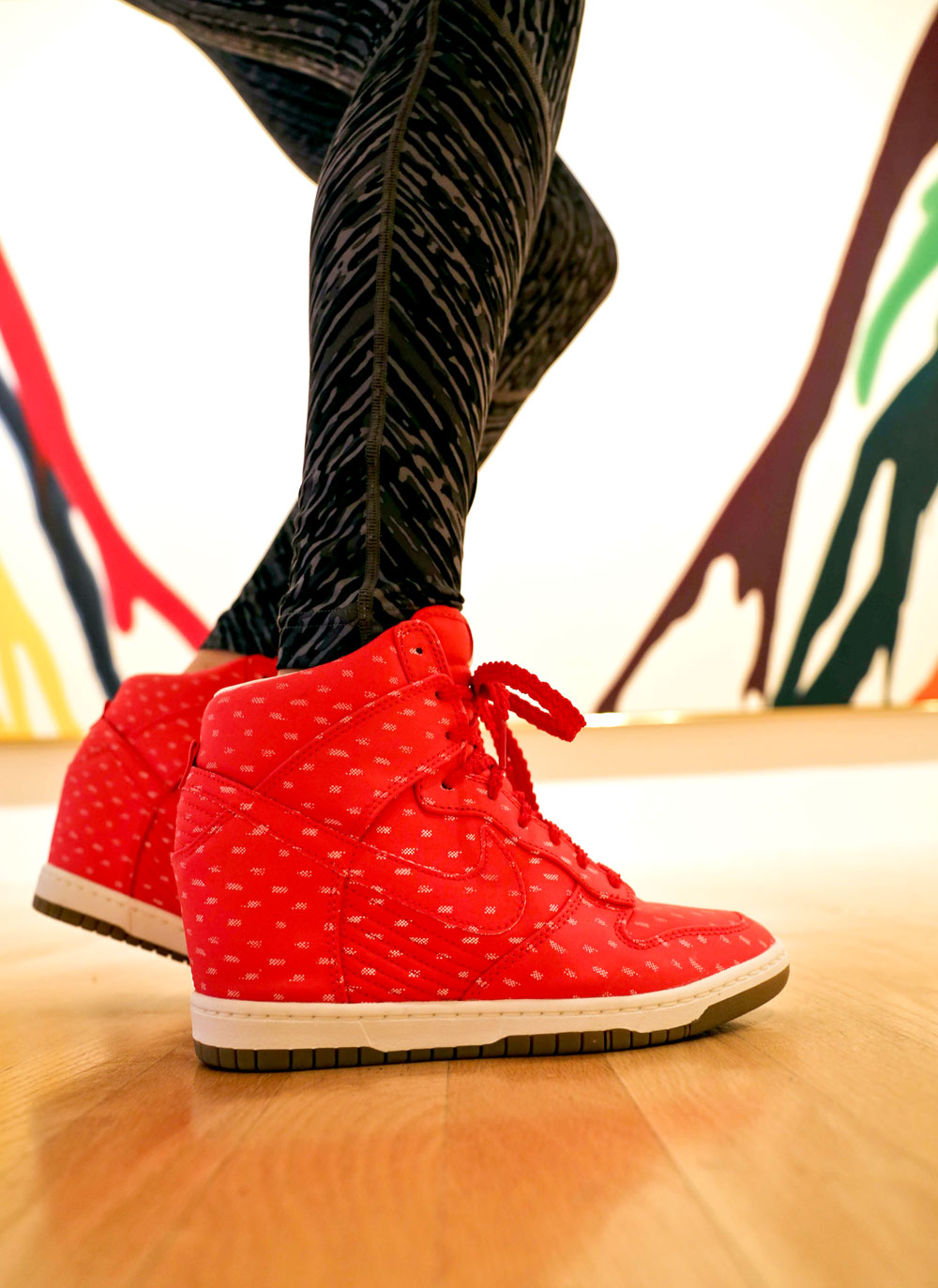 Dallas Museum of Art / For the Love of Nike