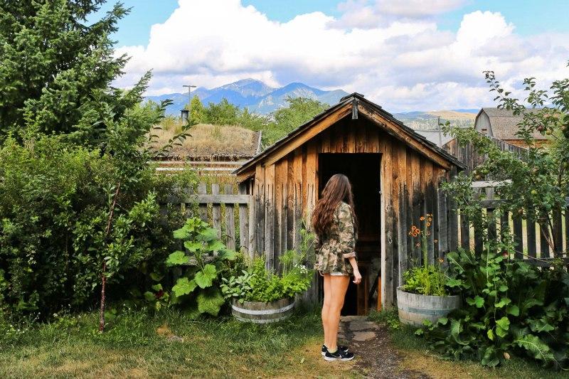 Homestead Montana / for the love of nike