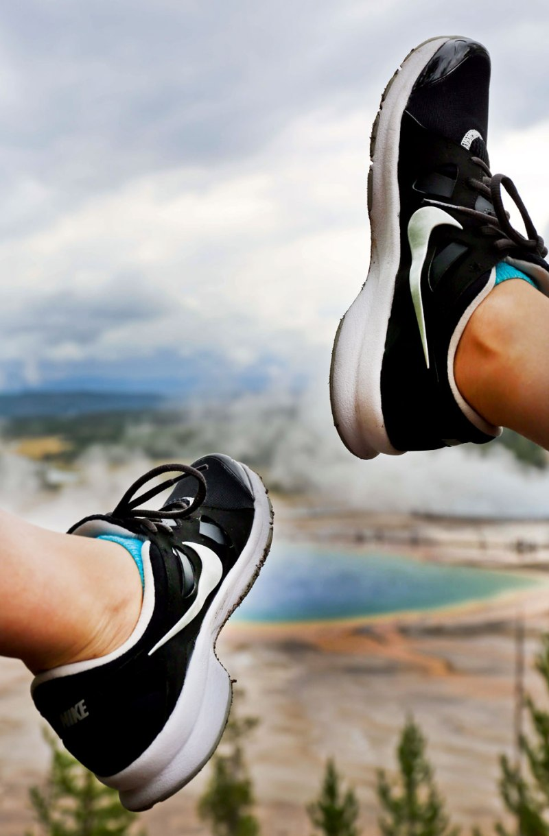 Yellowstone National Park / for the love of nike