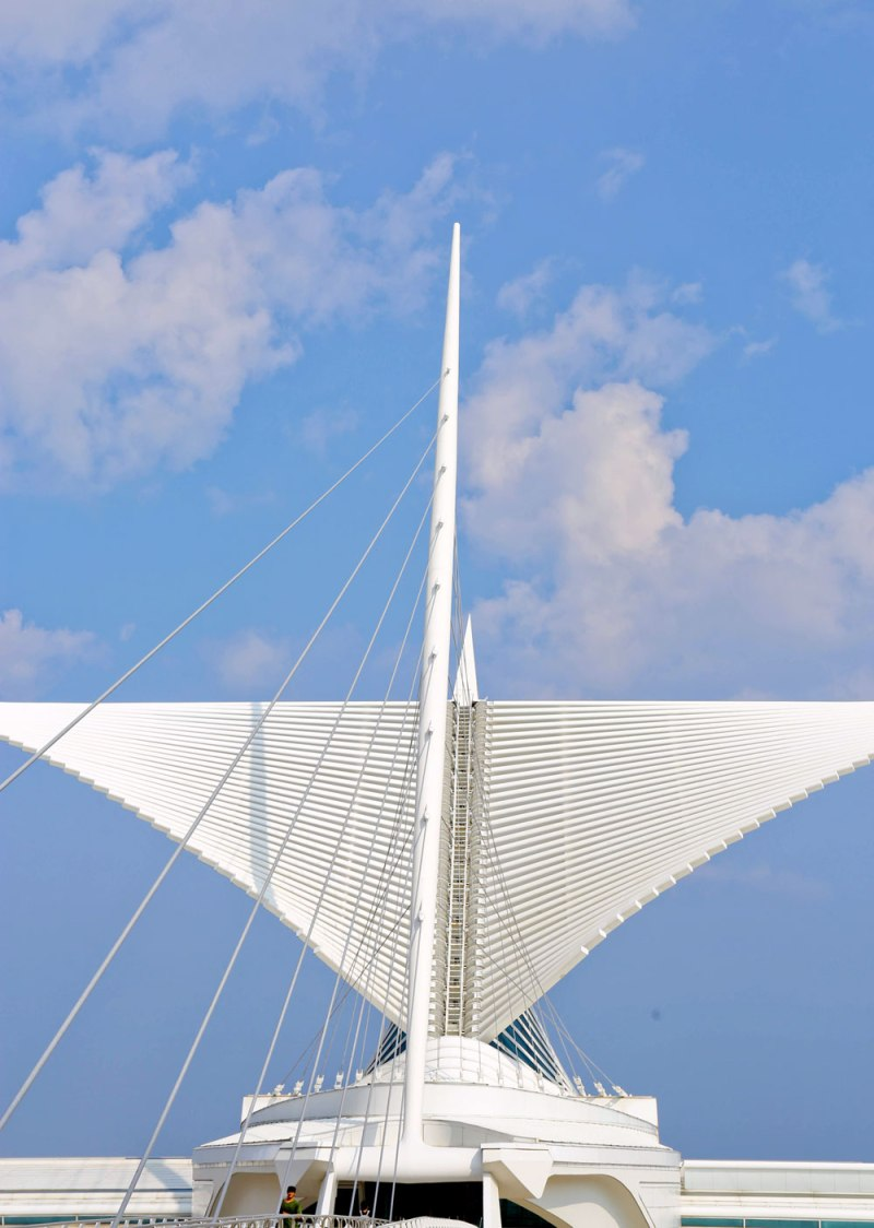 Milwaukee Art Museum / for the love of nike