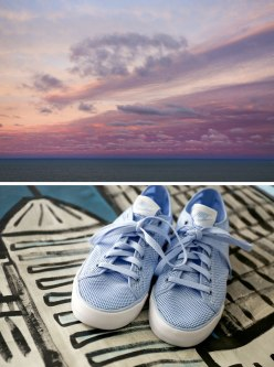 meshy shoes and Chicago skies / for the love of nike