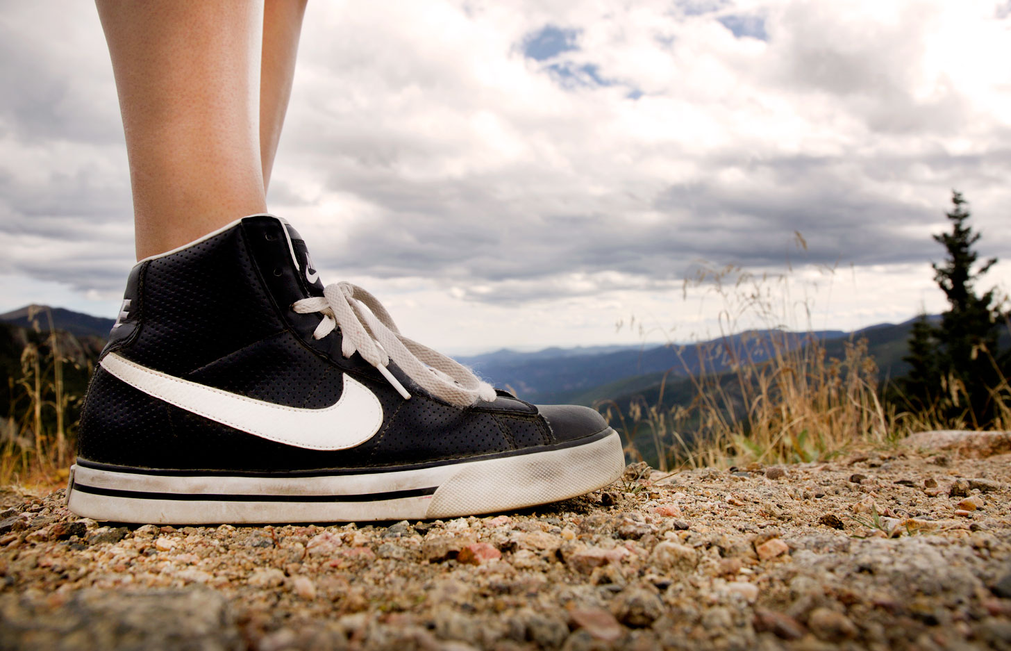 Chief Mountain / for the love of nike