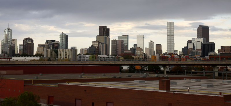 Downtown Denver / for the love of nike