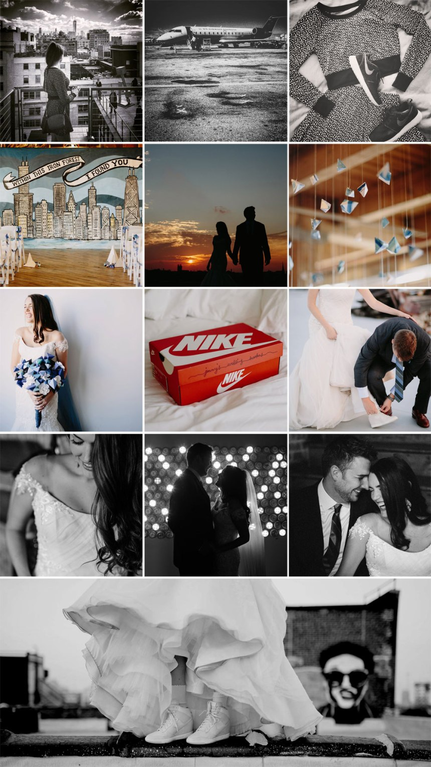 BYE 2015 / for the love of nike / a year in review