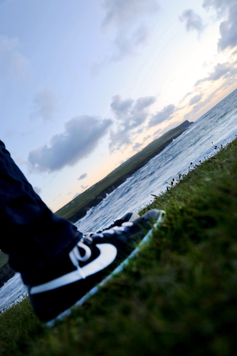 Doolin, Ireland / for the love of nike