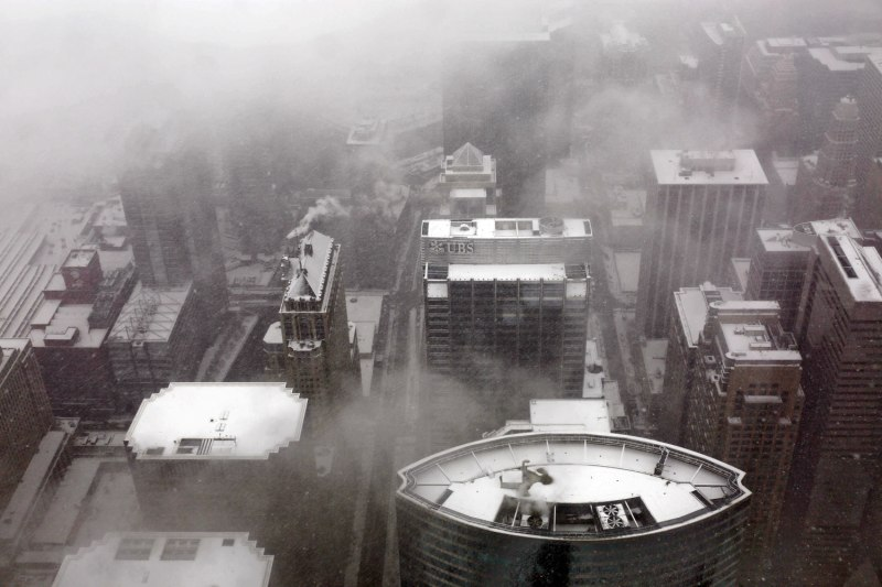 Sky Deck Chicago / for the love of nike