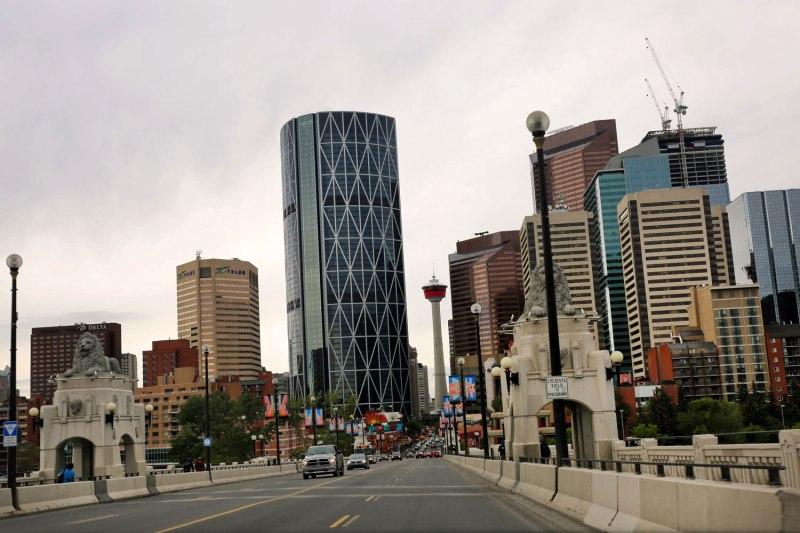 Calgary, Alberta--Oh Canada! for the love of nike