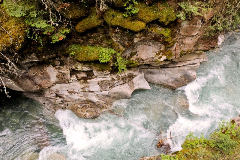 Johnston Canyon, Banff / for the love of nike