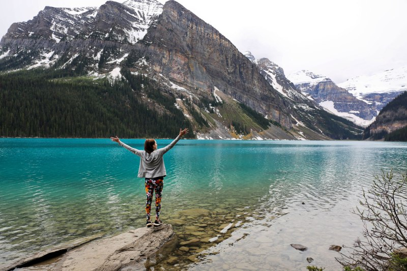 Lake Louise, Banff National Park / for the love of nike