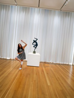 North Carolina Museum of Art / for the love of nike