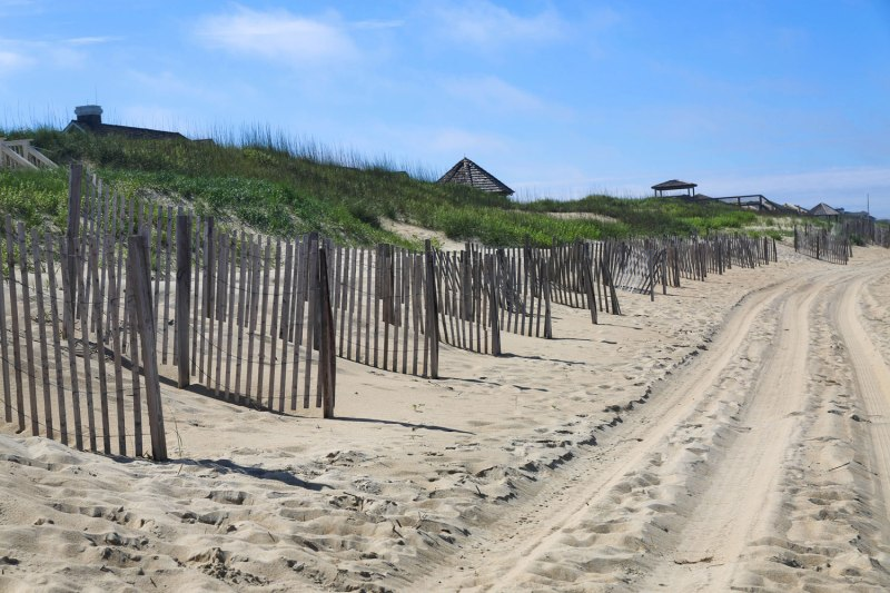 Nagshead, Outer Banks / for the love of nike