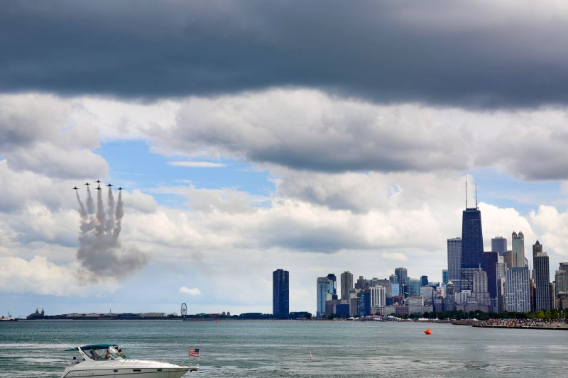 Chicago Air and Water Show / for the love of nike