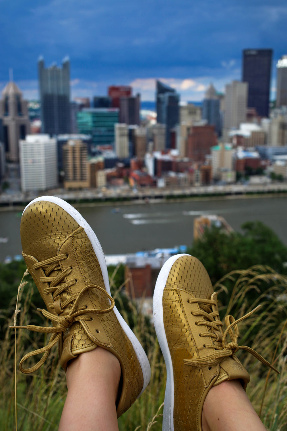 Yinzer Tour in Pittsburgh, PA / for the love of nike