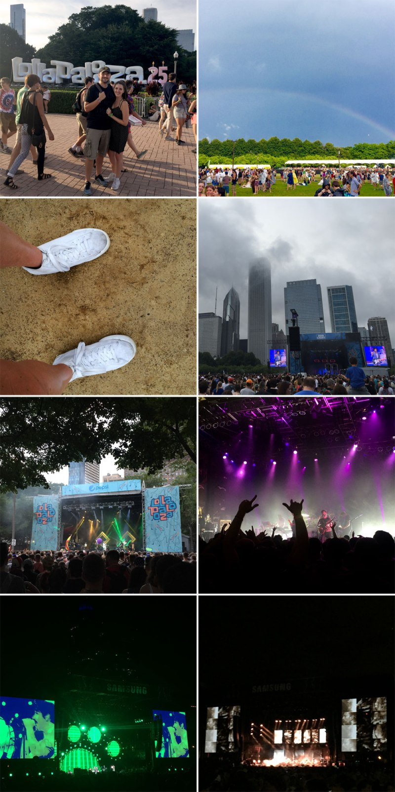 Lollapalooza 2016 / for the love of nike