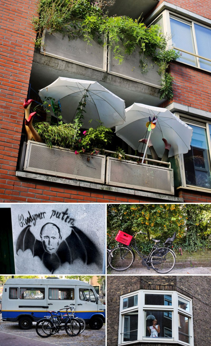 Art in Amsterdam / for the love of nike