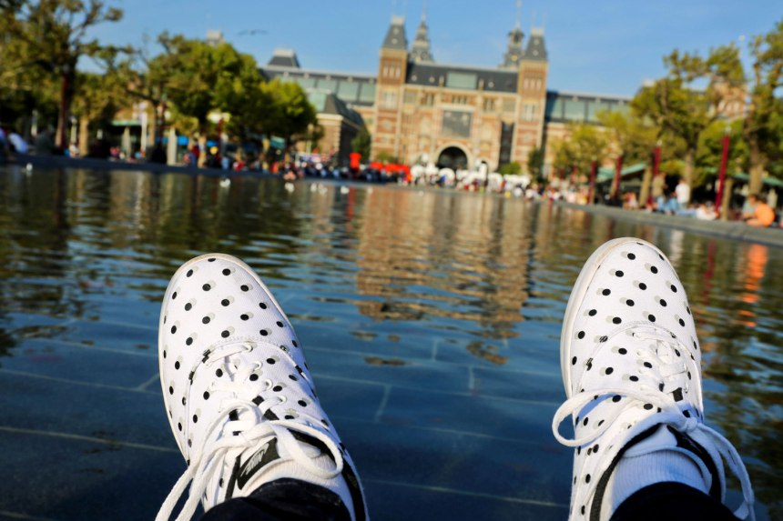 I am Amsterdam / for the love of nike