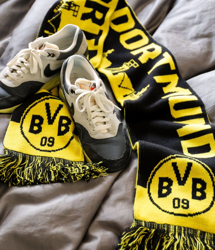 Cologne to Dortmund / for the love of nike