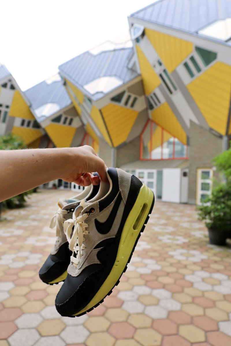 Rotterdam in Nikes / for the love of nike
