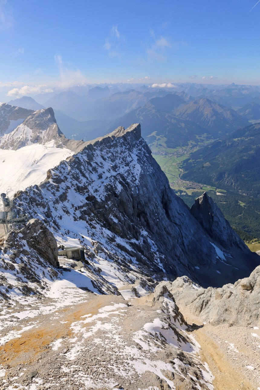 Zugspitze, The Highest Peak in Germany / for the love of nike