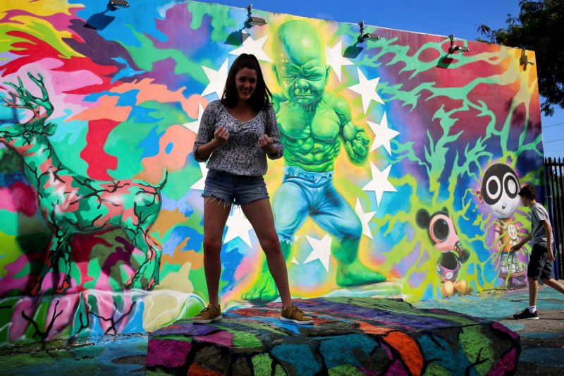 Wynwood Art District / for the love of nike
