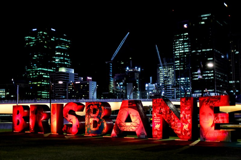 Brisbane, Australia / for the love of nike