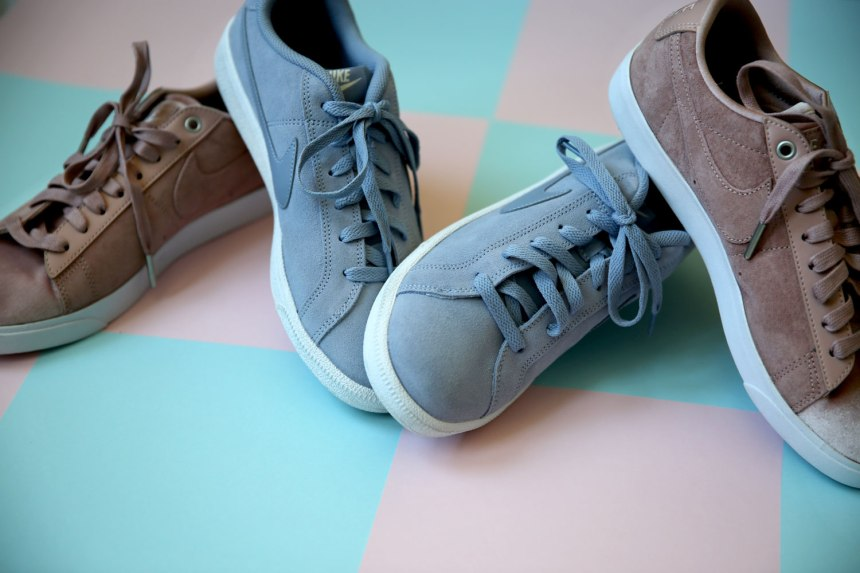 beautiful suede nikes / for the love of nike