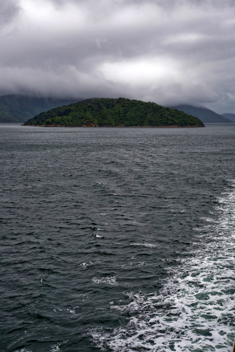 The Ferry From Wellington to Picton / for the love of nike