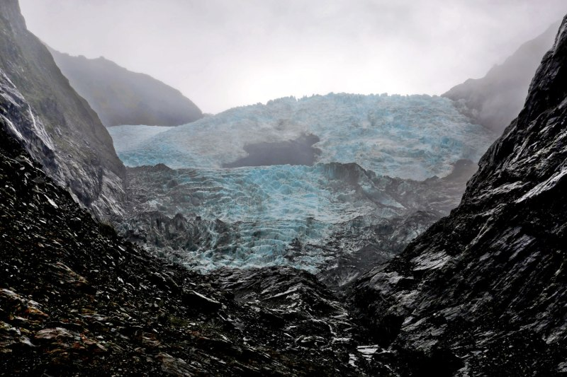 Franz Joseph Glacier / for the love of nike