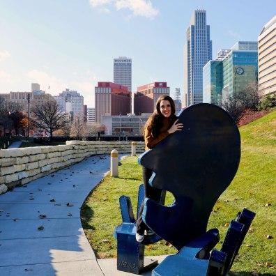 Exploring Omaha, Nebraska / for the love of nike