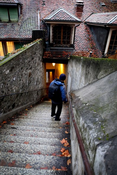 Geneva, Switzerland / for the love of nike