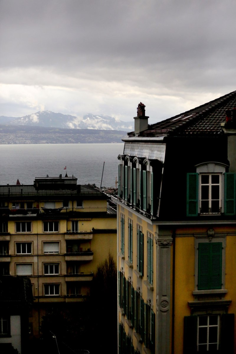 Lausanne, Switzerland / for the love of nike