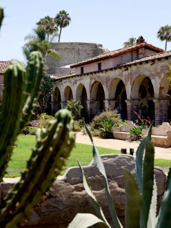 Mission San Juan Capistrano / for the love of nike