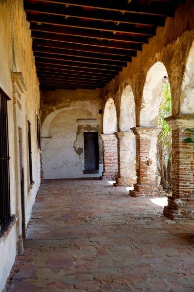 Mission San Juan Capistrano / for the love of nike