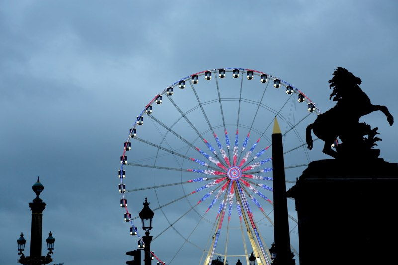 Snapshots of Paris / for the love of nike