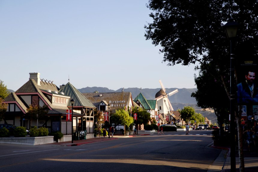 Solvang, California / for the love of nike