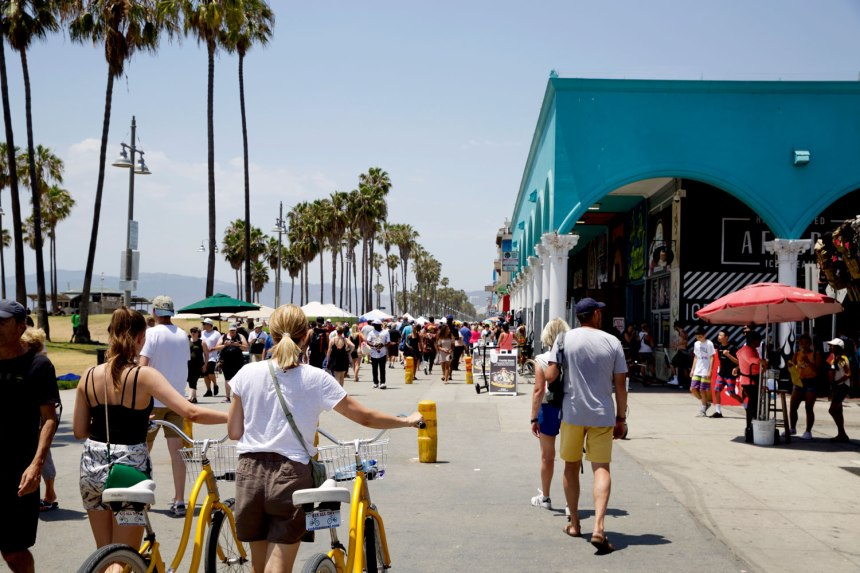 Venice, California / for the love of nike