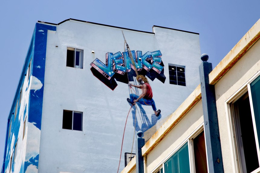 Venice, California / for the love of nike