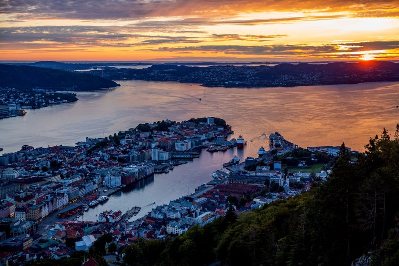 Bergen, Norway / for the love of nike