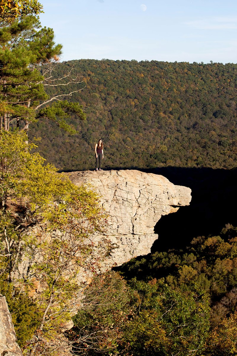 Fall Adventures / Whitaker Point / for the love of nike