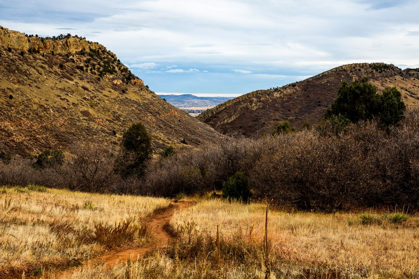 South Valley Park Trail / for the love of nike