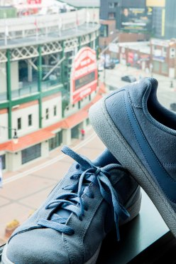 Hotel Zachary and Wrigley Field in Chicago / for the love of nike