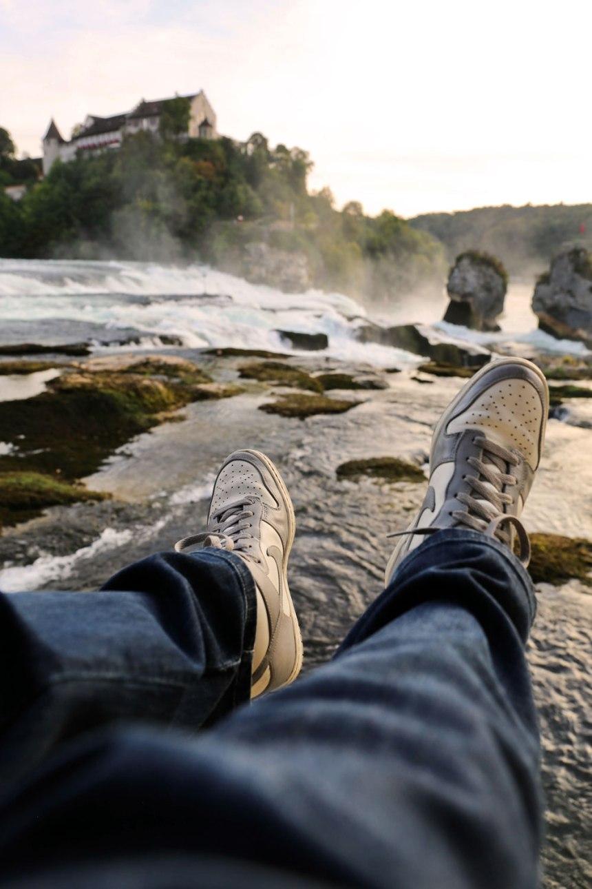 Rhine Falls, Switzerland / for the love of nike