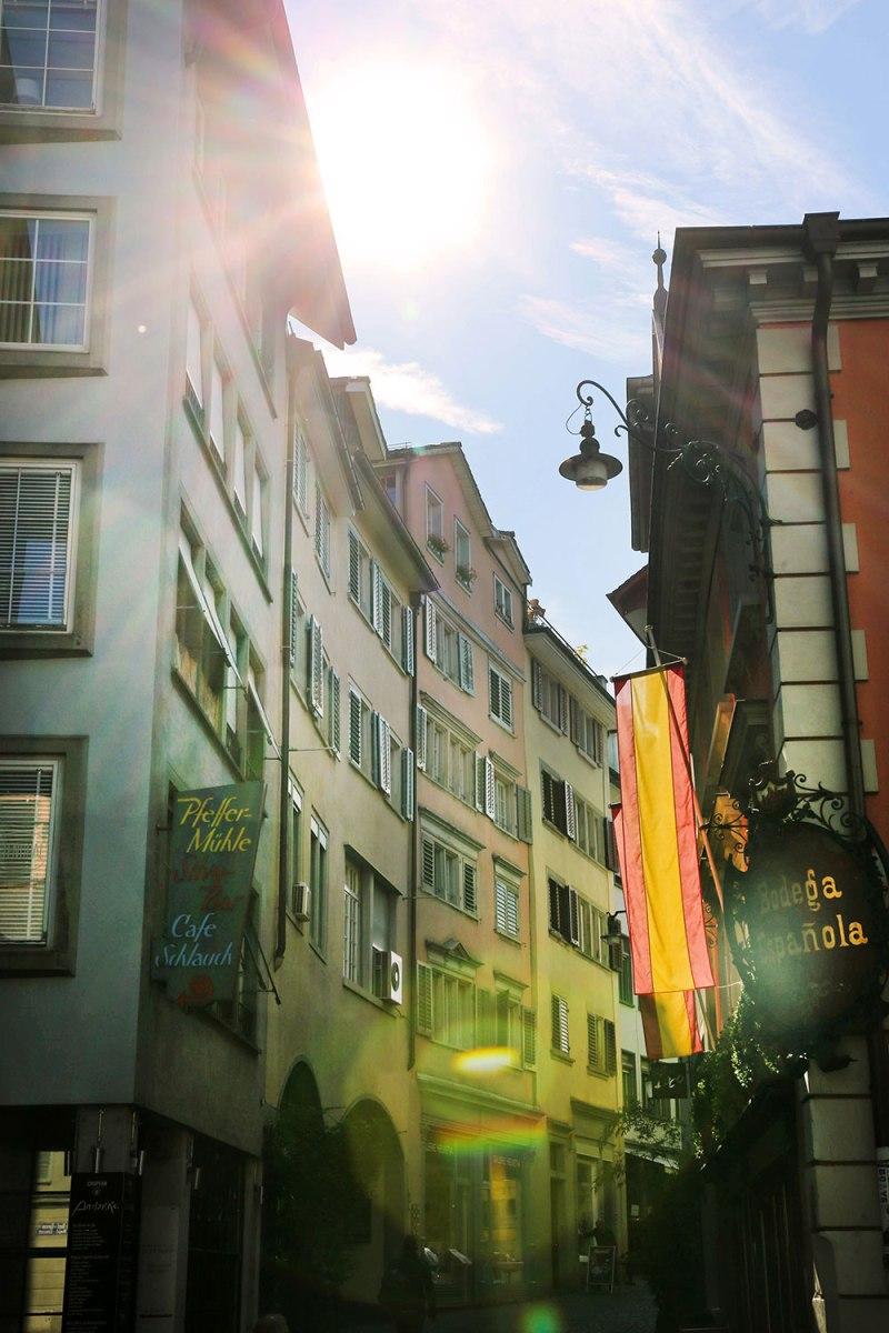 Zurich, Switzerland / for the love of nike