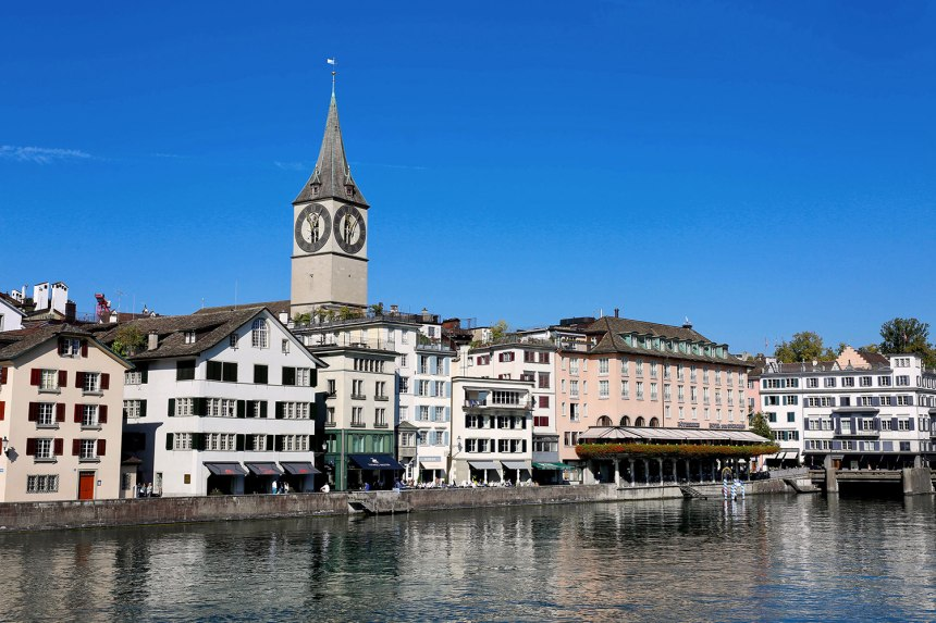 Zurich, Switzerland / for the love of nike