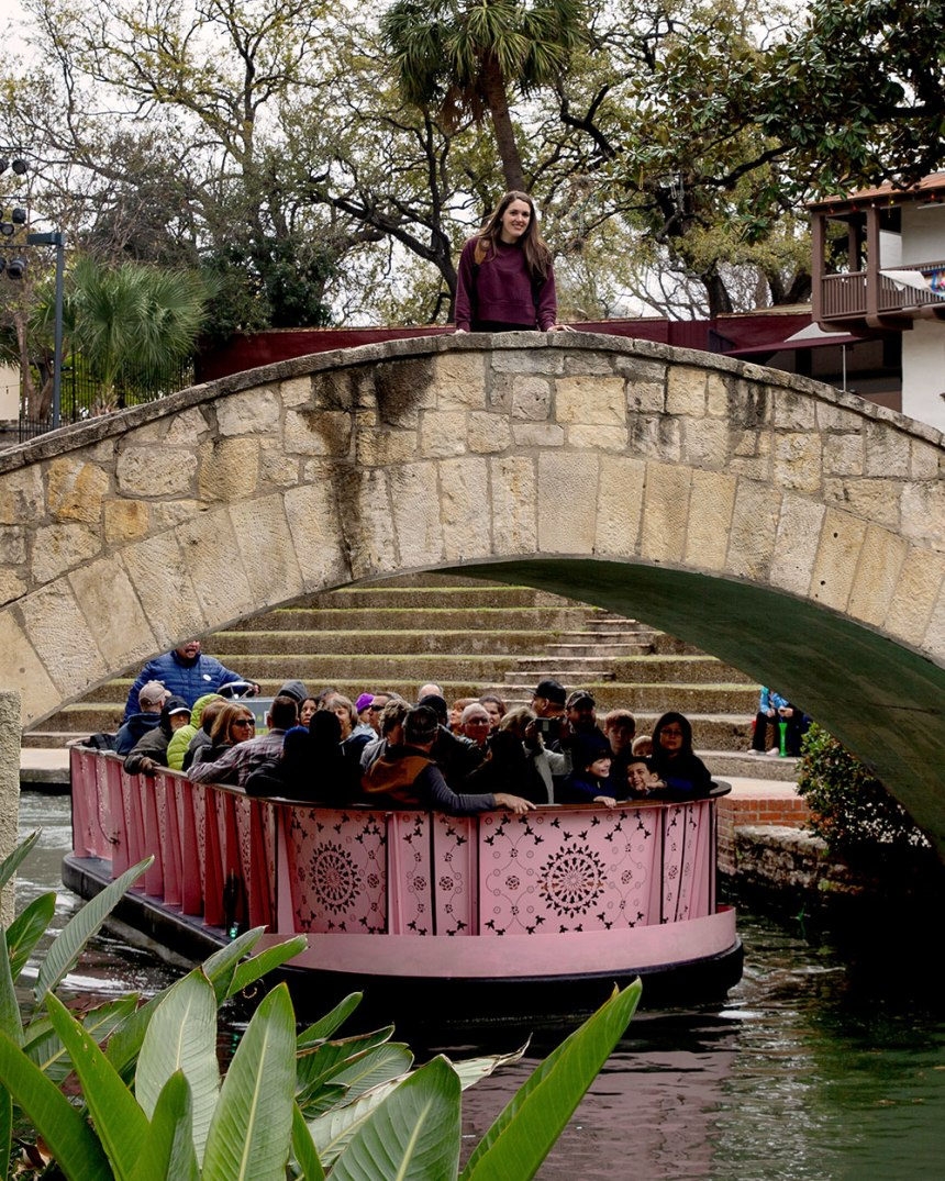The Riverwalk in San Antonio / for the love of nike