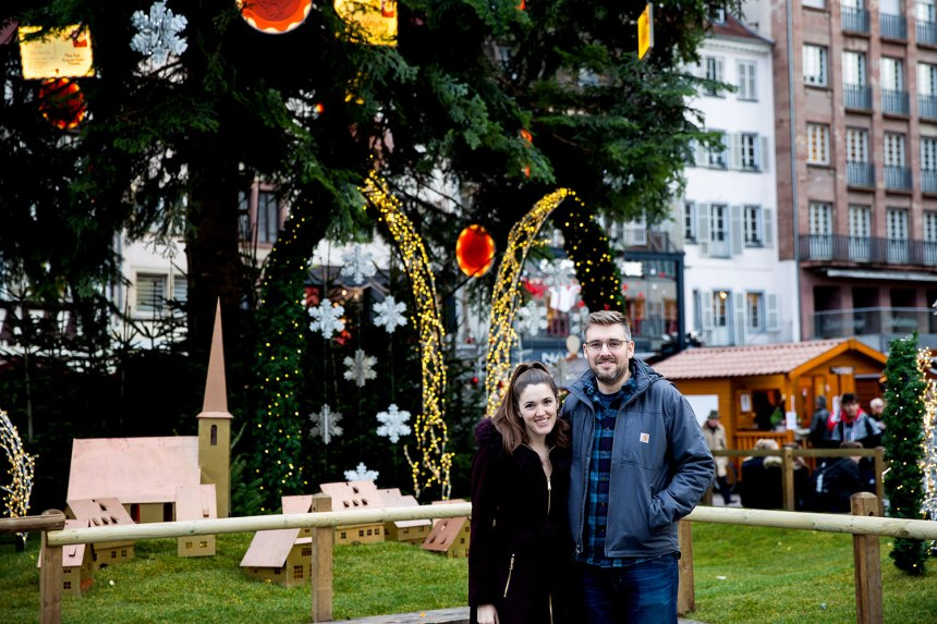 Christmas in Strasbourg, France / for the love of nike